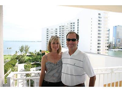 Joe & Kay - Miami 2006.jpg - Joe Antle image